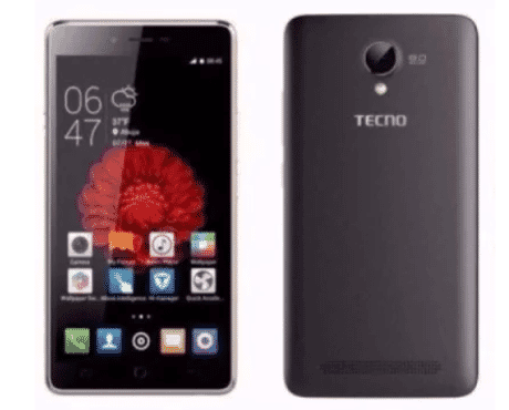 Tecno Mobile L8 Lite - 16GB ROM + 1GB RAM, Android Smart Phone 6.0 OS - 4000mAh Battery