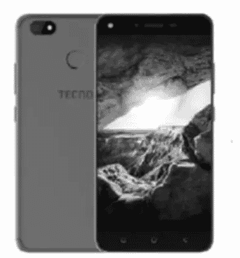 Tecno Spark 1GB/16GB Fingerprint Phone