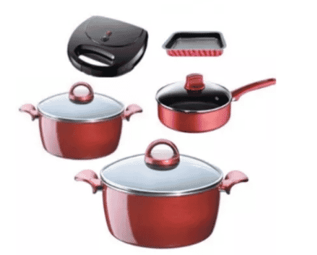 Tefal Non Stick Pot Set