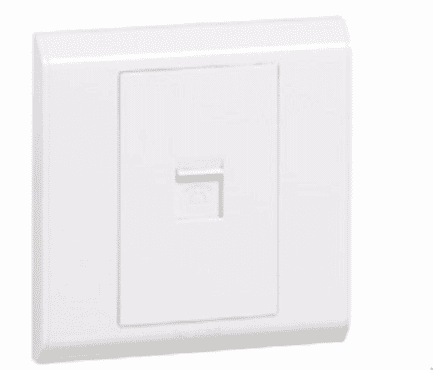 Legrand Telephone Socket - RJ 11 Socket - 617097