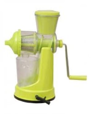 Manual Fruits & Vegetable Juicer with Waste Cup