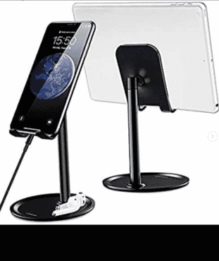 USAMS Mobile Phone Desktop Holder