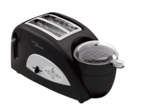Tefal Toast N' Egg - Tt550070 - Black