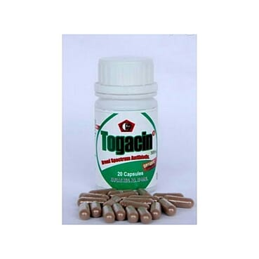 Togacin Togacin Natural Antibiotics For Infections And Full Body Cleansing