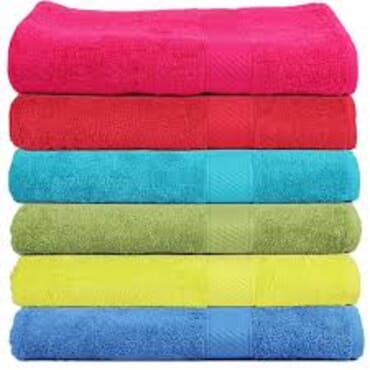 Bathroom Towel(Available in all colours)