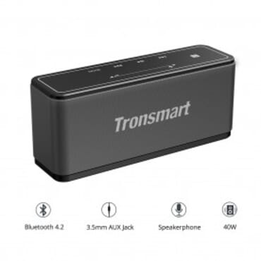 Tronsmart Bluetooth Speaker Element Mega - Black