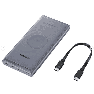 Samsung 10,000mAh, Type-C In&Out port x2 ea, Super Fast Charging 25W