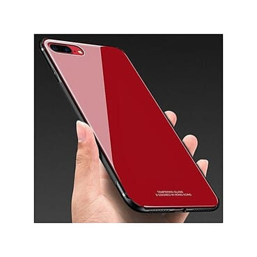 Generic IPhone 7,8 Back Case Tempered Glass