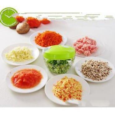 Manual Salad Maker