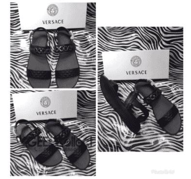 Men's Designer Versace Sandals