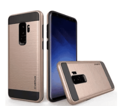 Verus Back Case for Galaxy S9+ - Gold