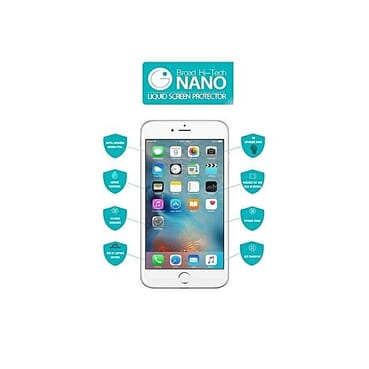 Nano Nano Liquid Screen Protector Broad Hi-Tech 9H Screen Protector For Smartphones / Curved Screens / Tablets / Watches 1ml By Nano Have one to sell?