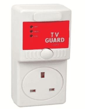 Generic Electronics Volt Guard - White