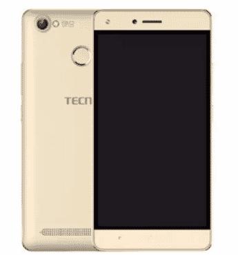W5 - Android 6.0 - 4G LTE with Fingerprint Sensor