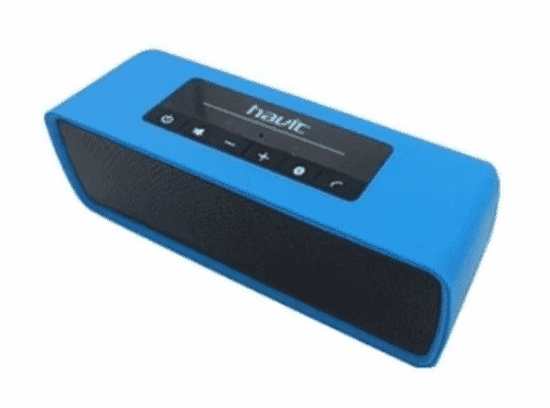Havit M8 Bluetooth Wireless Speaker - Blue