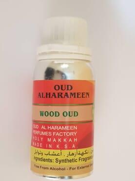 Oud Alharameen  Wood Oud Perfume Oil  - 100ML