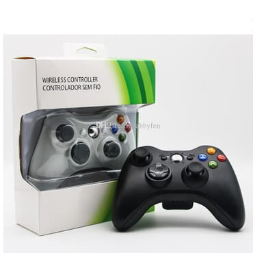 Microsoft Official Xbox One Wireless Controller Pad- Black