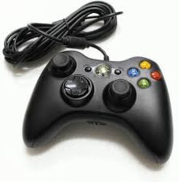 Microsoft Xbox 360 Controller Pad For Official Xbox 360 Console & Windows wired