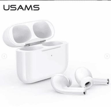 USAMS YM001 YM TWS Earbuds– Emall series BT 5.0-White