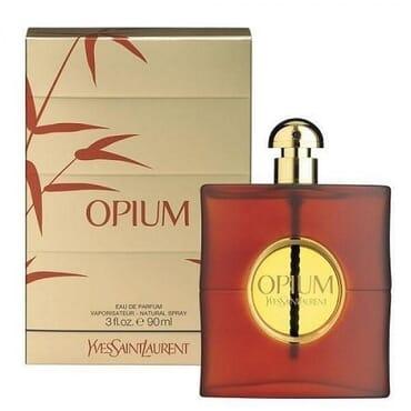 Yves Saint Laurent YSL Opium EDP Perfume For Women 100ml